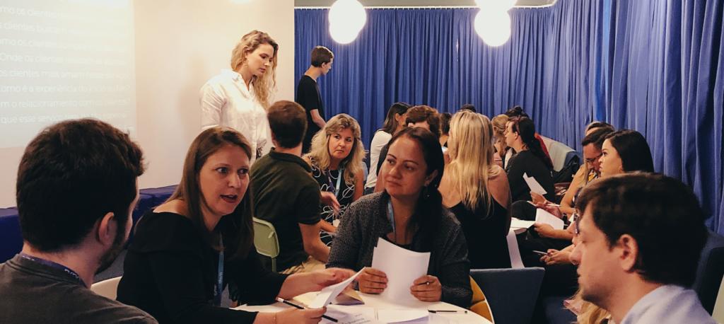 Workshop de Cocriação Modelo de Negócio - Homa + Dasa