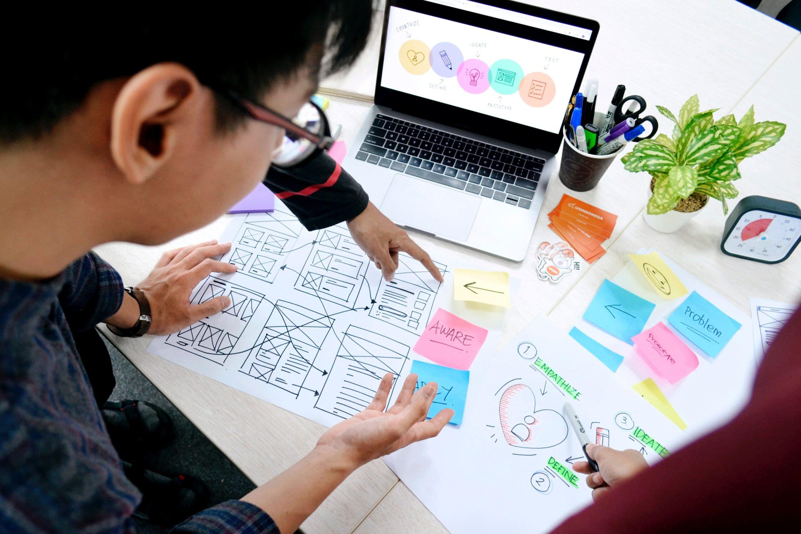 Como melhorar os resultados de um negócio aliando dados e design?